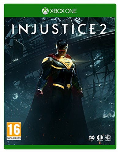 WARNER BROS. Injustice 2 Incl. Darkseid DLC XBOX ONE