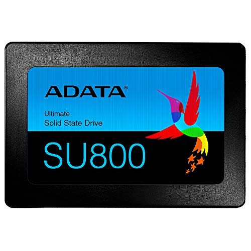 "A-Data Ultimate SU800 128 GB, SSD form factor 2.5"", Solid-state drive interface Serial ATA III, Write speed 300 MB/s, Read speed 560 MB/s"