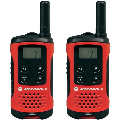 Motorola T40 Black/Red