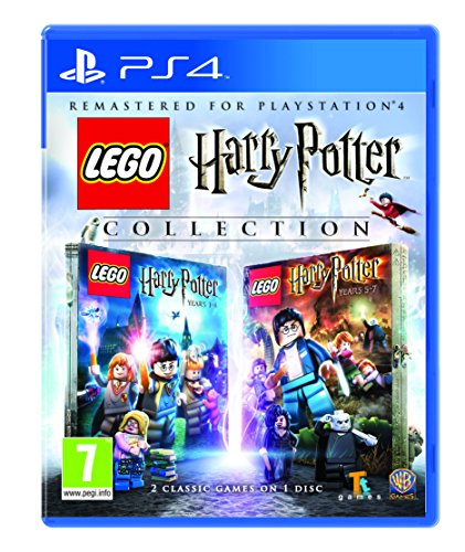 LEGO Harry Potter Collection: Years 1-4 And Years 5-7 PS4