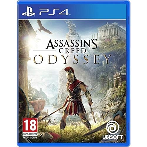 Assassin's Creed Odyssey PS4 žaidimas