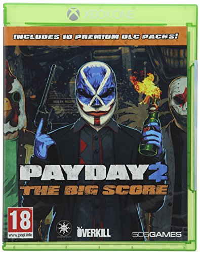 PAYDAY 2 The Big Score incl. 10 Premium DLC Xbox One