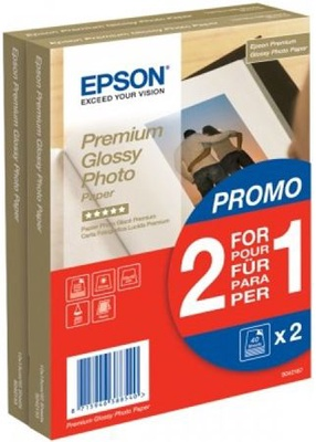 Epson C13S042167 10x15 Glossy 40 2-pack