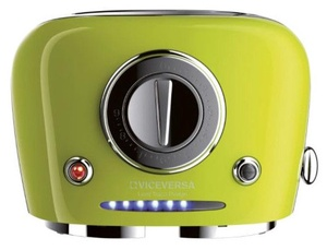 ViceVersa Tix Pop-Up Toaster Green 50012