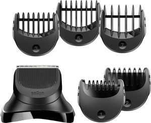Braun Series 3 Shave&Style BT32 Trimmer Head + 5 Combs