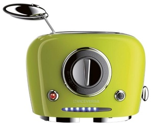 ViceVersa Tix Toaster Green 10012
