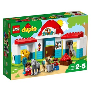 LEGO Farm Pony Stable 10868