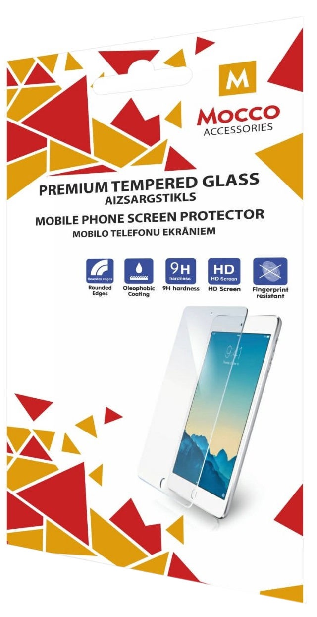 Mocco Tempered Glass Screen Protector For Sony Xperia E5