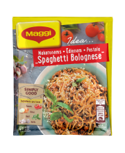 Garšv. Maggi idea spagh.bolognese 47g
