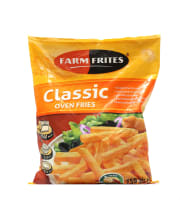 Bulvytės FARM FRITES OVEN FRIES, 750g
