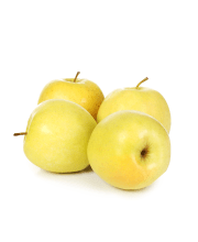 Obuoliai GOLDEN DELICIOUS 80+mm, 1kg