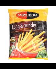 Šaldytos bulvytės FARM FRITES, 600 g