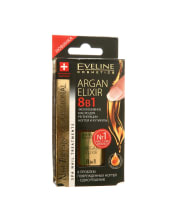 Nagu kopš.līdz.Eveline 8in1 argan, 12ML