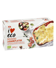 Lazanija I LOVE ECO 500g