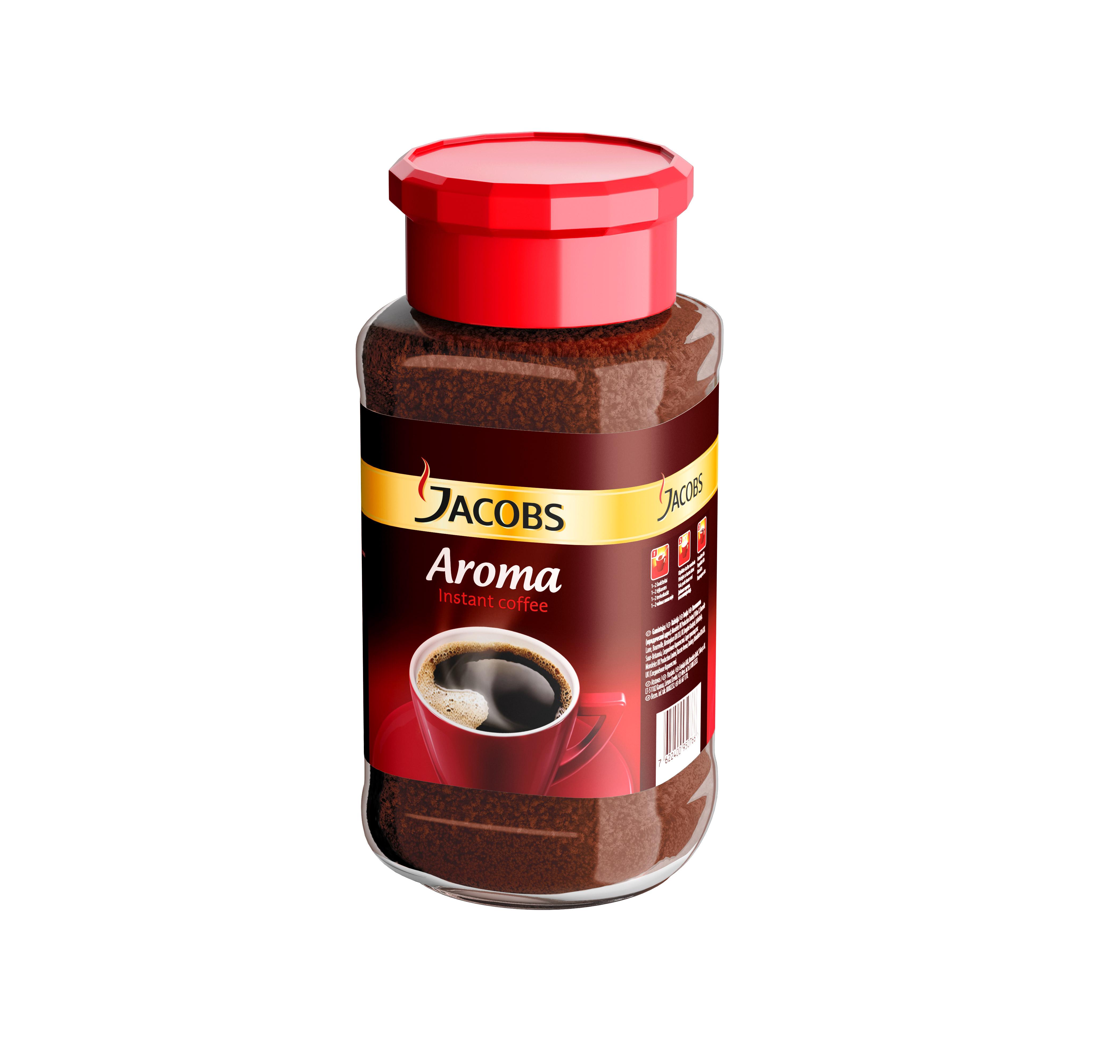 Tirpioji kava JACOBS AROMA, 100 g
