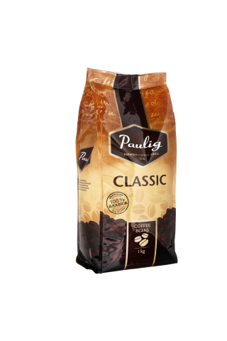 Kavos pupelės PAULIG CLASSIC, 1 kg