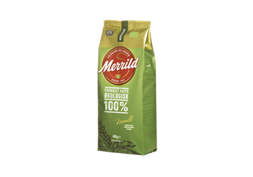 Ekologiška malta kava MERRILD, 400 g