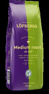 Malta kava LOFBERGS LILA MEDIUM ROAST  In Cup, 250 g
