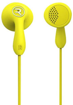 Ausinės REMAX RM-301 su mikrofonu geltonos Candy Classic Comfort Headset Yellow