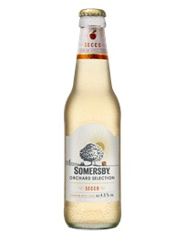 Sidras SOMERSBY ORCHARD SECCO 4,5% 330 ml