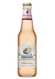 Sidras SOMERSBY ORCHARD ROSE 4,5% 330 ml