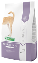 Nature's Protection Mini Adult Lamb 7,5 kg