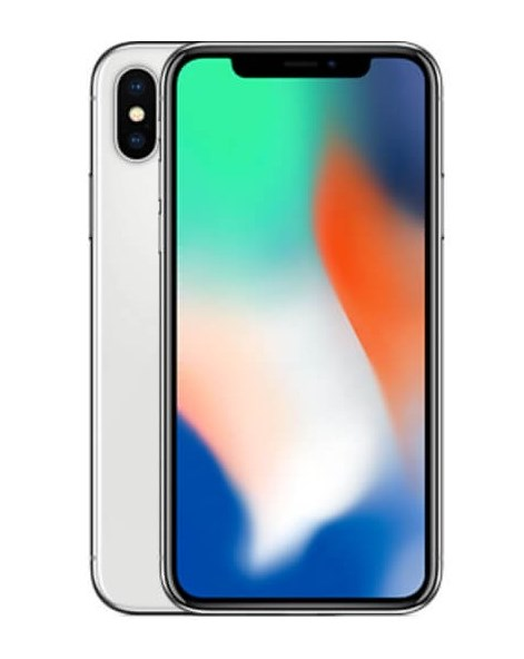 Išmanusis telefonas Apple iPhone X 64GB Sidabrinis