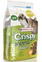 VERSELE LAGA Cuni Crispy Muesli - maistas triušiui 20kg