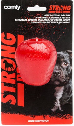 COMFY Zabawka Strong Dog Strawberry