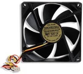 Gembird 90MM CASE FAN FANCASE2