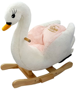 Gerardos Toys Little Rocker Swan With Music 42165