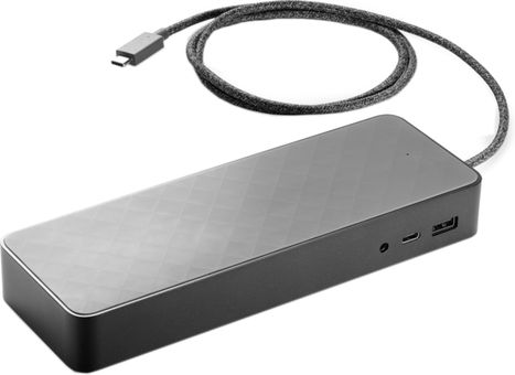 HP USB-C Dock G4 Black