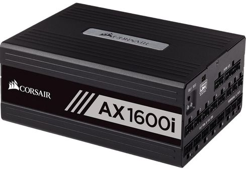 Corsair Power Supply PSU 1600W 80 Titanium