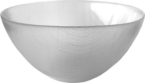 Dekor Cam SIS Clear Gray Deep Bowl 30cm