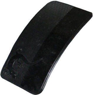 Quattro Anti-Slip Mobile Phone Mat Black