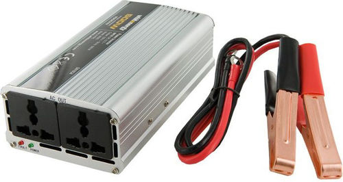 Whitenergy Receptacle Power Inverter 12V DC To 230V AC 400W