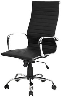 Senukai Office Chair Klafayette Black
