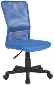 Senukai Office Chair Paeroa Blue