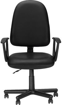 Senukai Office Chair Prestige II Black