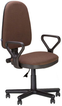 Senukai Office Chair Prestige Brown