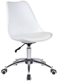 Senukai Office Chair AH-3001R White