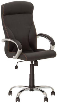 Senukai Chair Riga Comfort Eco-30 Black