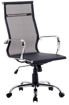 Senukai Office Chair Kalinda Black