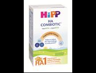 Pien.miš.nuo gim.hipoalerg.HIPP HA1,350g