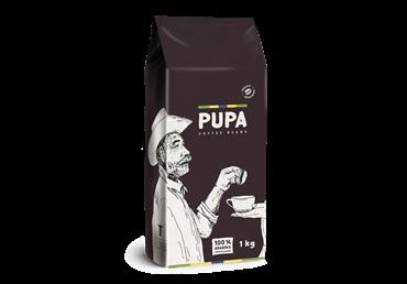 Kavos pupelės PUPA KAVOS BANKAS 1 kg