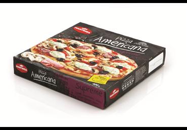 Šaldyta pica MANTINGA (PIZZA AMERICANA SUPREME), 400 g