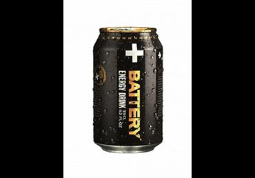 Energinis gėrimas BATTERY+, 330 ml