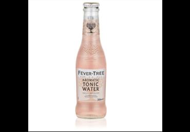 Gaivusis gėrimas FEVER TREE ROSE TONIC, 0,2 l