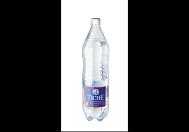 Gazuotas natūr. mineralinis vanduo TICHĖ,1,5l