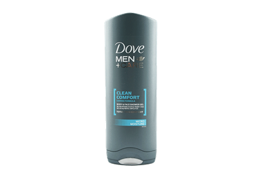 Dove Men+care Dušo želė vyrmas Clean Comfort 250 ml